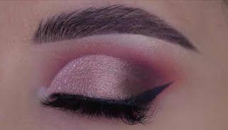 أجمل مكياج عيون سهل و انيق مع طرق رسم الأيلاينر للمبتديئات لازم كل بنت تشوفه Eye Makeup Makeup For Beginners Makeup