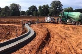 Curbing Machine Concrete Paving Landscape Curbing Gutter