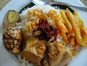 Resep Cara Membuat Nasi Liwet Solo Komplit Resep Masakan Malaysia Resep Resep Masakan Indonesia