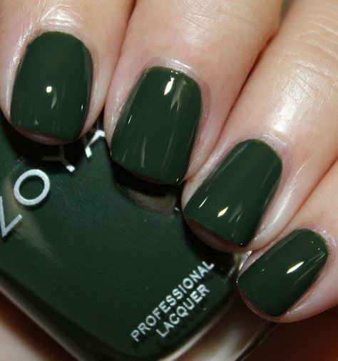 Zoya Fall 2013 'Cashmeres and Satins' Collection: Hunter
