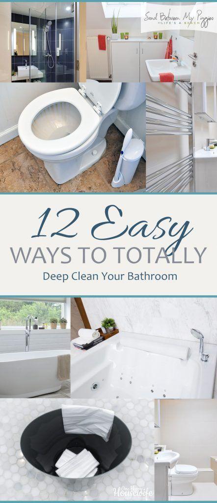 List of Pinterest clean deep house bathroom pictures