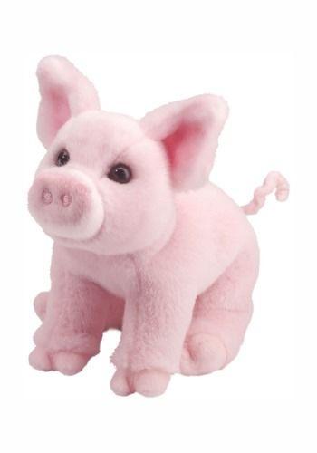 Betina The Pink Pig Plush 10 Toys Pet Toys Animals