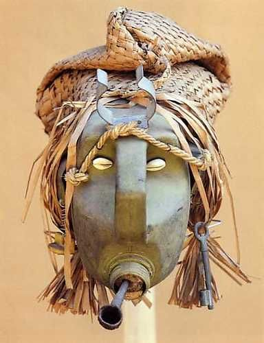 Creative Africa Network - Romuald Hazoume
