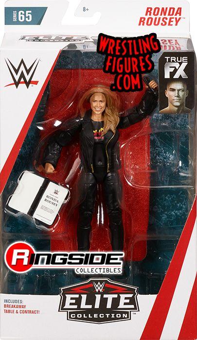 WWE Mattel Elite 65 Ronda Rousey MOC