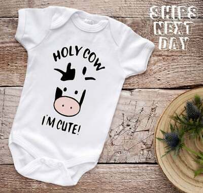 Baby Girl Cow Nursery Brand New Onesie Hello World Newborn Outfit Coming Home Outfit Farm Onesie Cow Baby Baby Girl Announcement