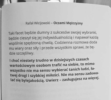 Oczami Mężczyzny Cytaty życiowe Inspirujące Cytaty I