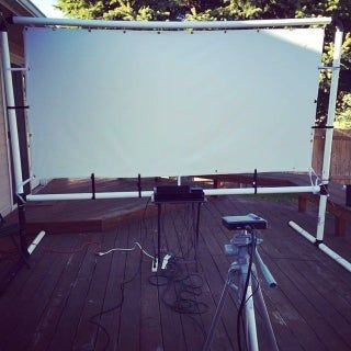 Amazon Com Portable Projector Screen With Stand 100 Inch 16 9 Hd 4k Outdoor Indoor Projection Scr Portable Projector Screen Projector Screen Projection Screen