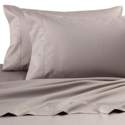 Wamsutta Dream Zone 750 Thread Count King Pillowcases In Ash Set