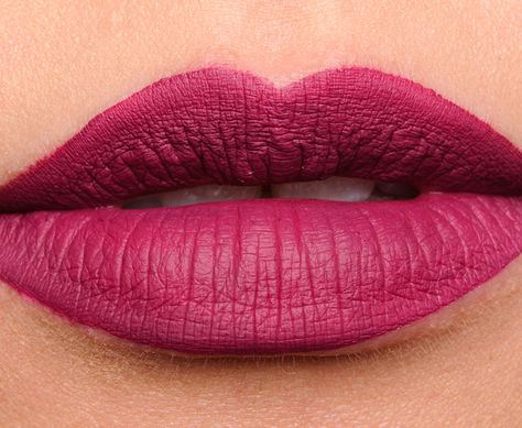 Sneak Peek: MAC The Matte Lip