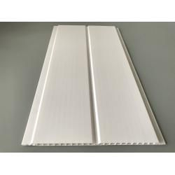 China Plain White White Pvc Wall Panels Moisture Resistant Paneling For Bathrooms For Sale Waterproof Wall Panels Pvc Wall Panels Wall Panels