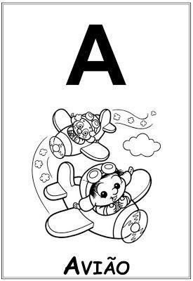 Alfabeto Completo Da Turma Da Monica Com Com Imagens Turma