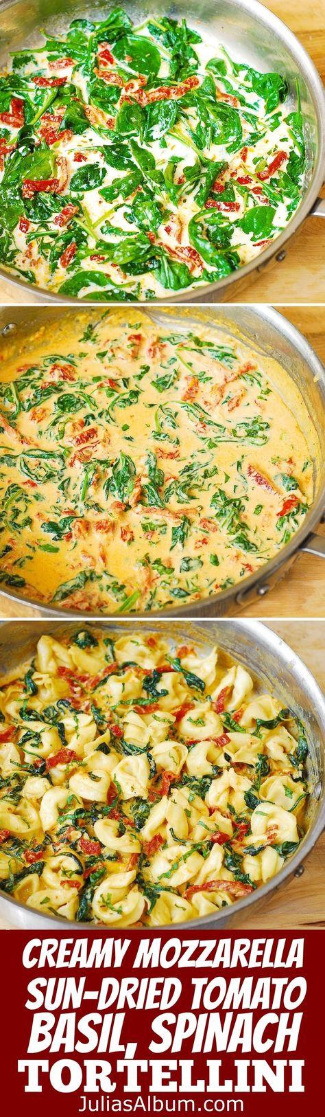 ... ideas about Tortellini on Pinterest | Pasta, Soups and Tortellini Soup