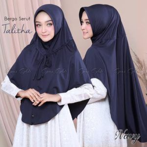 Jilbab Instan Jilbab Cantik Bergo Serut Thalita With Pad Jersey Zoya Www Ummigallery Com Ideias De Croche Croche