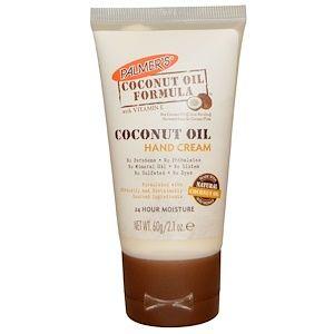 Palmer S ココナッツオイル ハンドクリーム 2 1 Oz 60 G Hand Cream Palmers Coconut Oil Palmers Coconut Oil Formula