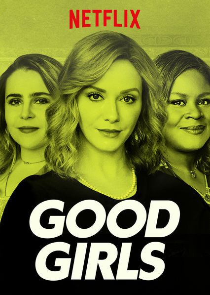 Image result for good girls poster