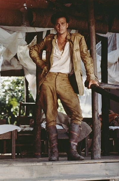 Sean Patrick Flanery In The Young Indiana Jones Chronicles Indiana Jones Sean Patrick Flanery Henry Jones