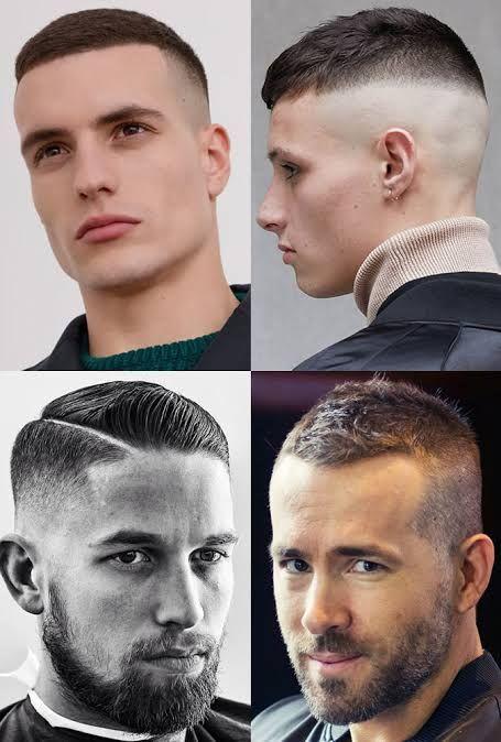Mens Jarhead Hairstyles Google Search Rambut Pria Rambut Cukur