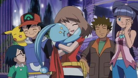 Pokemon Movie 9 Pokemon Ranger And The Temple Of The Sea