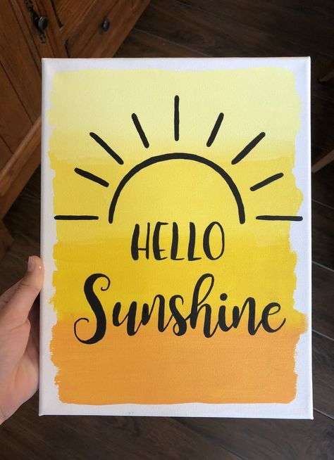 Painting Ideas On Canvas Quotes Cute Canvases 51 Ideas With