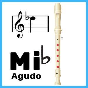 Notas De La Flauta Flauta Dulce Canciones Pdf Flauta Educação Musical