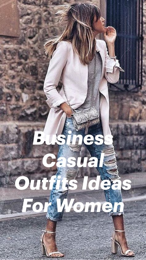 Business Casual Outfits Ideas For Women