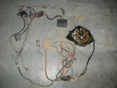 Pin on Electrical Components. ATV, Side-by-Side and UTV ... Yamaha Warrior Wiring Harness on
