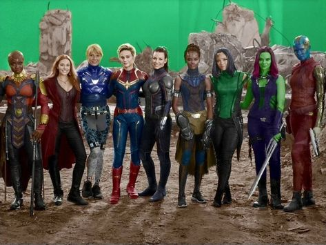 7 people, people standingYou can find Captain marvel and more on our people, people standing Captain Marvel, Marvel Avengers, Marvel Comics, Marvel Girls, Marvel Funny, Marvel Heroes, Captain America, Avengers Women, Female Avengers