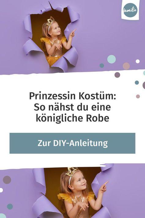 Photo of Prinzessin Kostüm: So nähst du eine königliche Robe