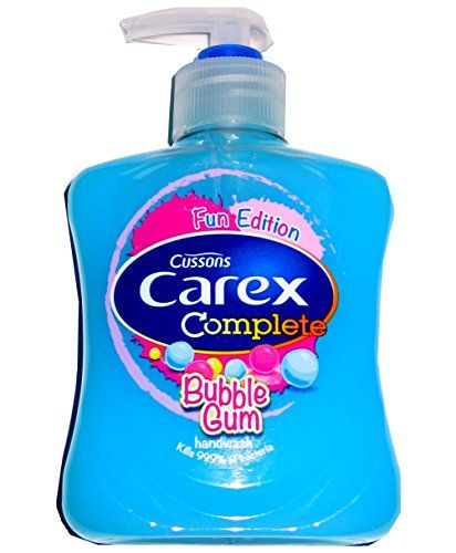 The Product Cussons Carex Complete Anti Bacterial Hand Wash Kills