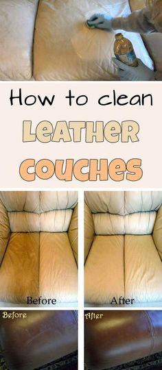 Nice How To Clean Leather Couches   MyCleaningSolutions.com