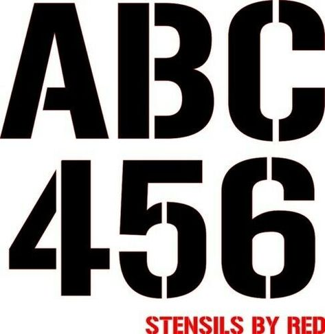 5cm,7.5cm,10cm or 12.5 cm FULL ALPHABET STENCIL LETTERS /& NUMBERS.Height:3cm