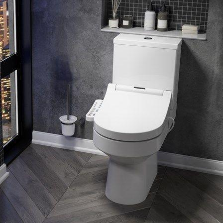 Vellamo Smart Japanese Style Bidet Toilet Seat Whenever Anyone