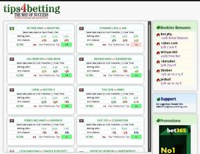 Sport betting tips and predictions best nfl betting odds