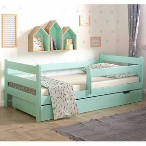 Anabelle Convertible Toddler Bed With Sliding Drawer Nordville
