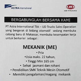 Contoh Surat Lamaran Kerja Pt Otomotif Contoh Lif Co Id
