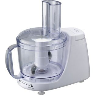Buy Simple Value Food Processor White At Argoscouk