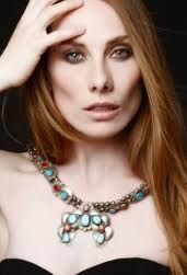 Rosie Marcel. Jac in Holby City. Red hair and killer cheekbones