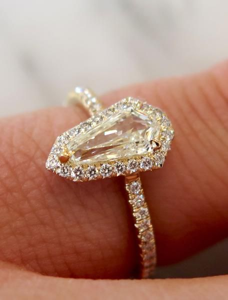 Pin On Custom Engagement Ring Gallery