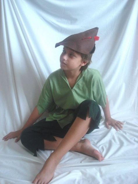 213e828283f Peter pan or Robin hood Children s Costume by MainstreetX on Etsy ...