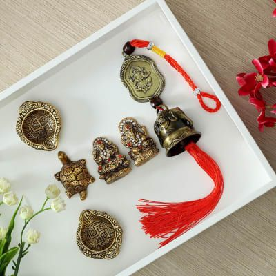 Laxmi Ganesha Idols In Gift Box Online Gifts Gifts Gift Boxes Online