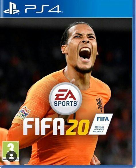 PicsArt FIFA 20 Covers insta.voetballnieuws.nl  #freetoedit  #remixit