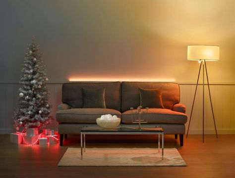 Make the Holidays Brighter with Philips Hue Lux & save $20 on Philips Hue Lux LED Starter Kit