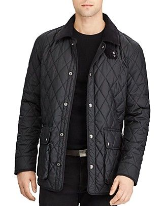 Polo CoatMen's Ralph Jackets In Quilted Car 2019 Iconic Lauren mwnN80