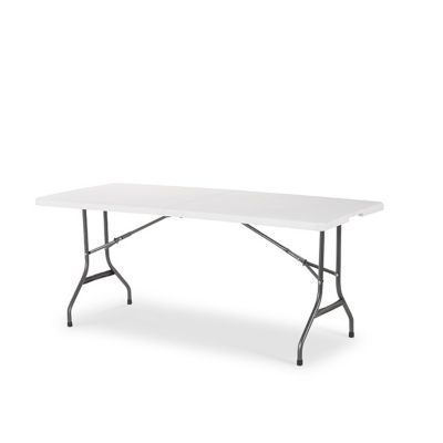 Table de jardin valise Memphis L. 181 x l. 76 cm | Castorama ...