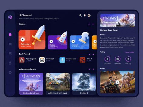 Top UI/UX Design Works for Inspiration—#120