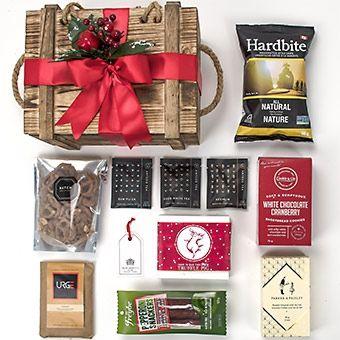 Christmas Cheer Gift Basket Christmas Cheer Gifts Gift Baskets