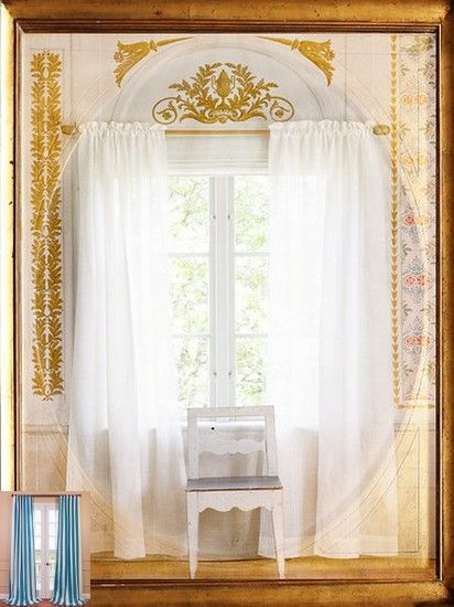 Homemade Panel Curtains And How To Make Your Curtains Look More