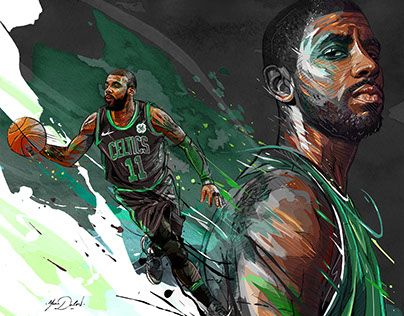 Nba Kyrie Irving Kyrie Irving Celtics Irving Wallpapers Kyrie Irving