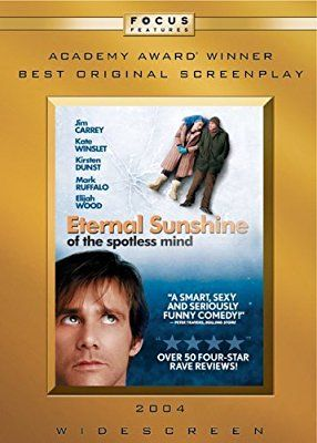 Eternal Sunshine Of The Spotless Mind Jim Carrey Kate Winslet Kirsten Dun Eternal Sunshine Of The Spotless Mind Eternal Sunshine Seriously Funny