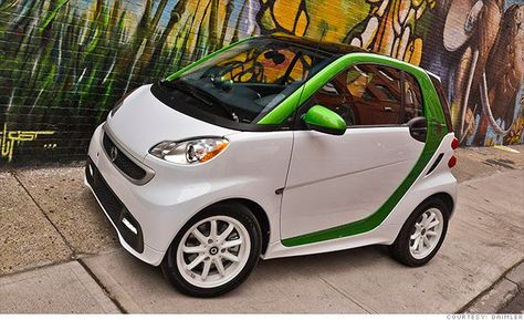 Smart Fortwo Ed Base Price 25 000 Fuel Electricity Only Electric Economy 107 Mpge Annual Cost 600 The Ev Is Dirt